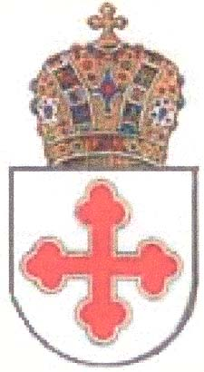 Crest of the Order of Saint Constantine the Great.